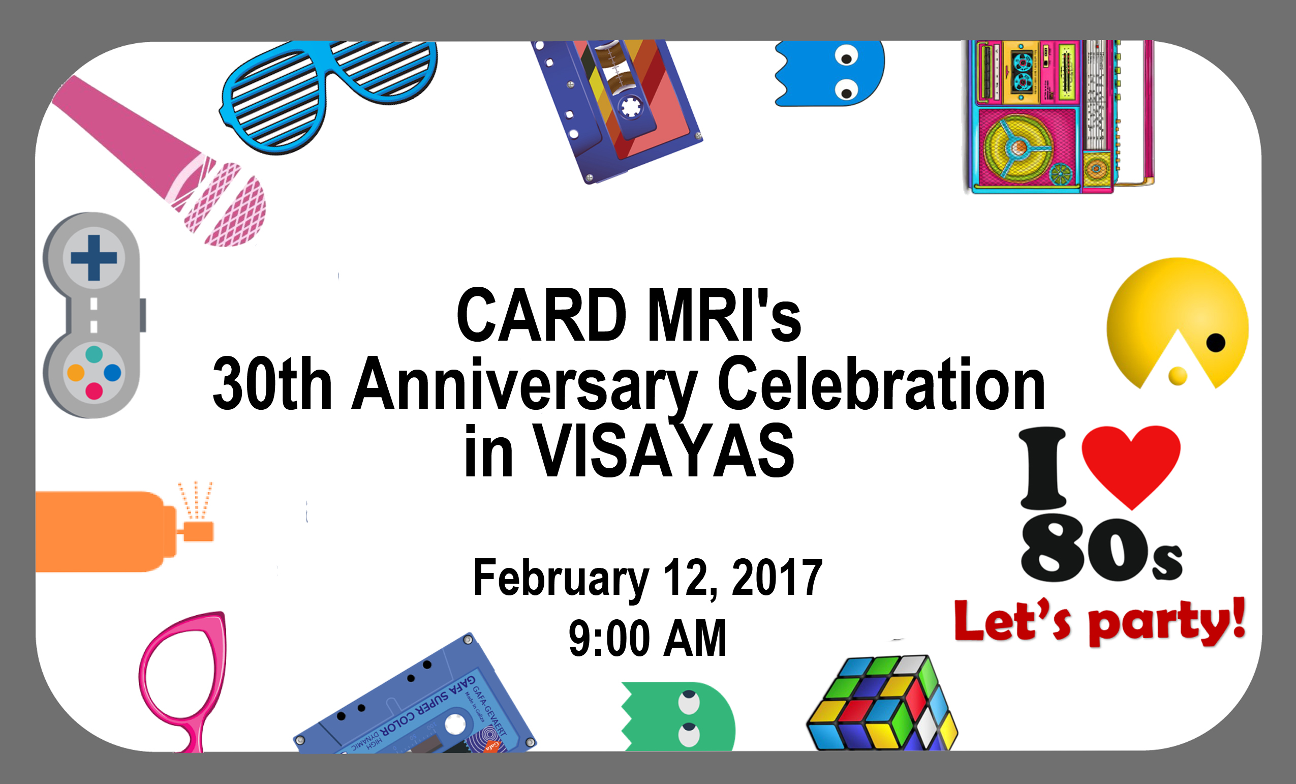 CARD MRI's 30th Anniversary Celebration in Visayas