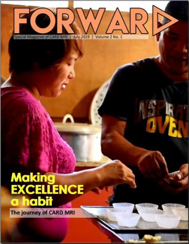 FORWARD Vol. 2 no.1