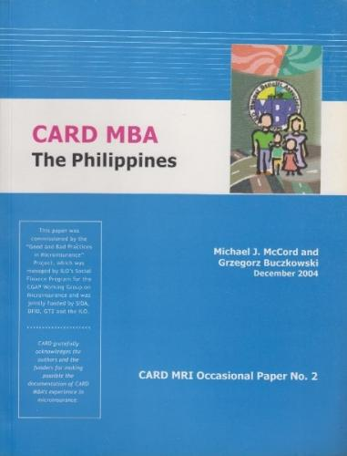 CARD MBA the Philippines
