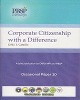 Corporate Citizenship with a Difference