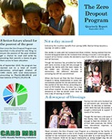 Zero Dropout Program Quarterly Report September 2013