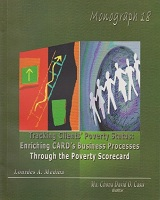 Tracking Clients' Poverty Status Enriching CARD's Business Processes Through the Poverty Scorecard