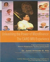 Unleashing the Power of Microfinance the CARD MRI Experience